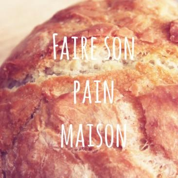 Tuto «Faire son pain maison»