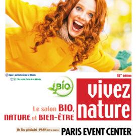 Conférence Slow Life au Salon Vivez Nature