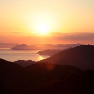 10 façons de profiter d'un coucher de soleil