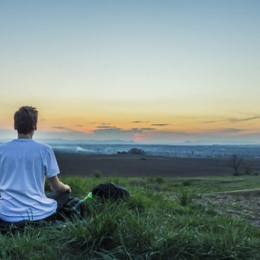 Méditer à l'aube