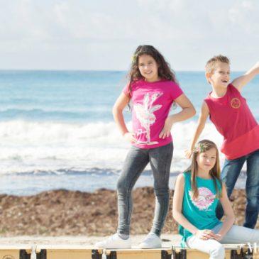 Marisa habille les enfants de coton bio !